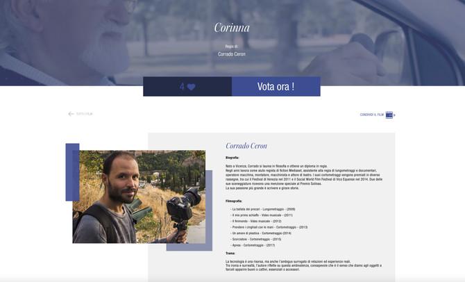 GENERAZIONE YPSILON - Un corto di Corrado Ceron per OFFICINE LANCIA 2017
