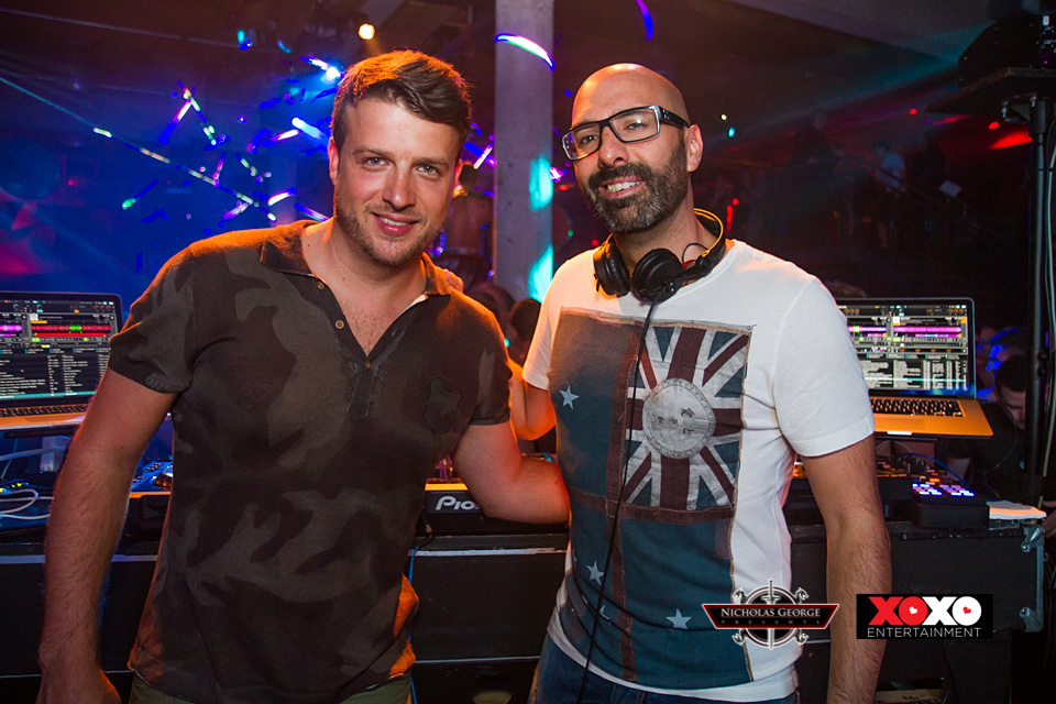 DJs Chus and Ceballos