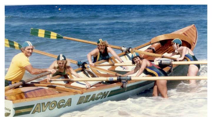 Avoca Beach Boat Crew