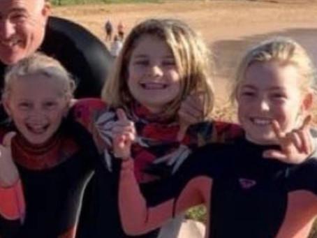 Young trio behind Avoca Beach Rescue