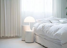 weiß Schlafzimmer