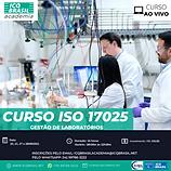 ISO 17025 - Gestão de Laboratórios