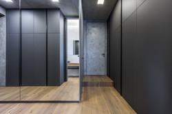 Dveře B Invisi