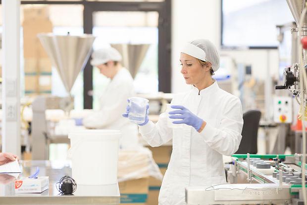 Laboratorio Cosmetico