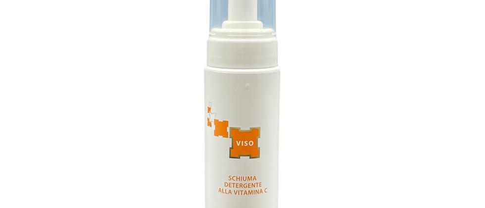 Schiuma detergente alla VITAMINA C