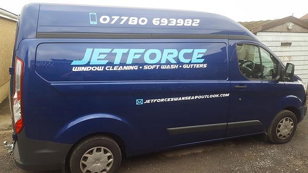 Jetforce Van