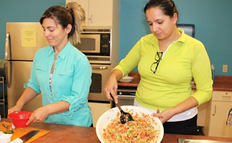 The Brownsville Herald: Free cooking classes bring nutrition education to community