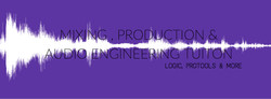 1 to 1 mixing and production tuition-2