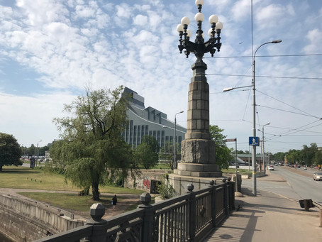 Riga travel notes + Android Update