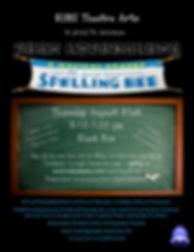 Spelling Bee Tech Interview Flyer