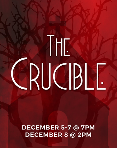 The Crucible Logo for online ticket sale