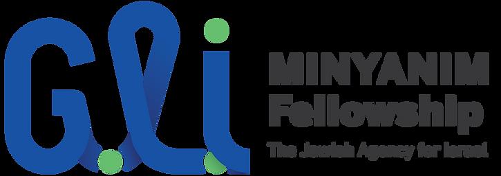 Official logo of the GLI-Minyanim Fellowship