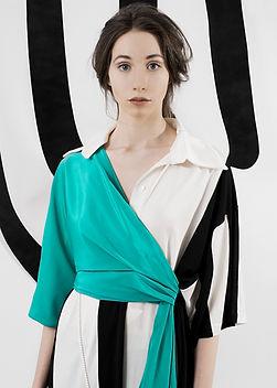 Fashion design Safia Semlali