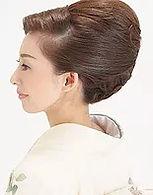 peinado estilo formaljaponés