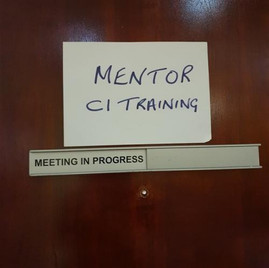 This time the MENTOR partners met in Loughborough, UK!
