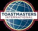 Toastmasters International globe logo 20