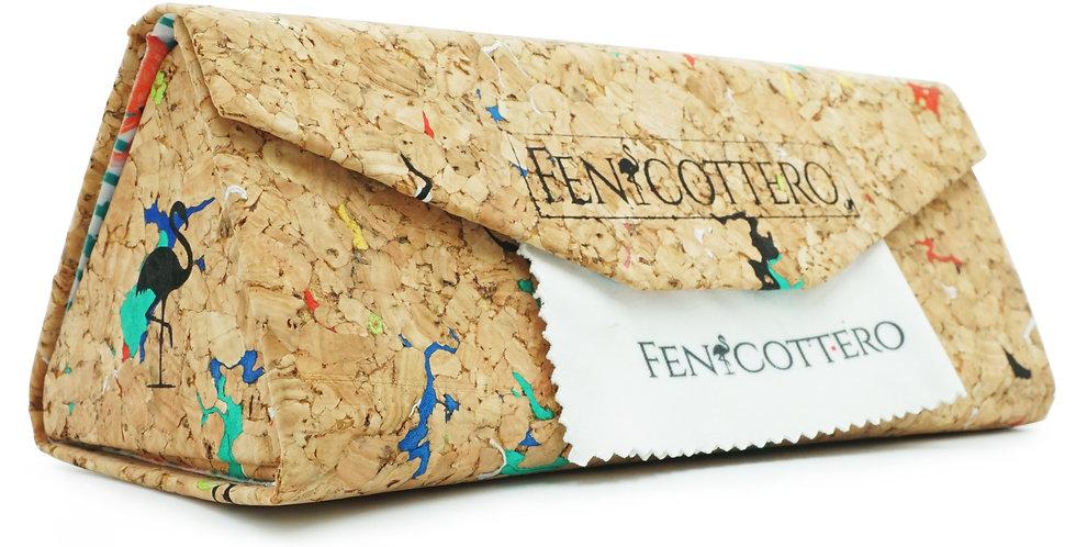 Fenicottero Cork Case