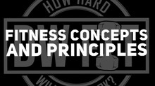 Fitness Concepts and Principles