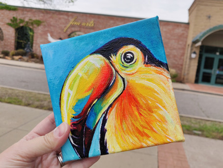 My Two-Timing Toucan!