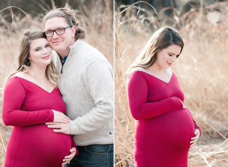 Hannah & Ross Maternity Session
