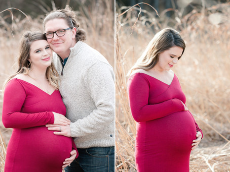 Hannah & Ross Maternity Session