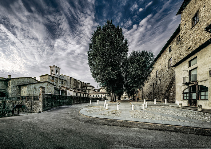 Piazza Lorenzo Mascheroni