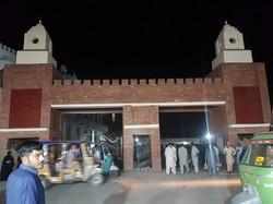 LRH Toraqual Gate, Peshawar