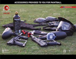Galactic Fields - Paintball,Peshawar
