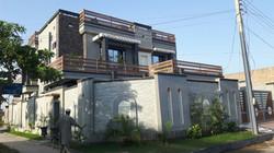 Interior/ Exterior Project, Peshawar