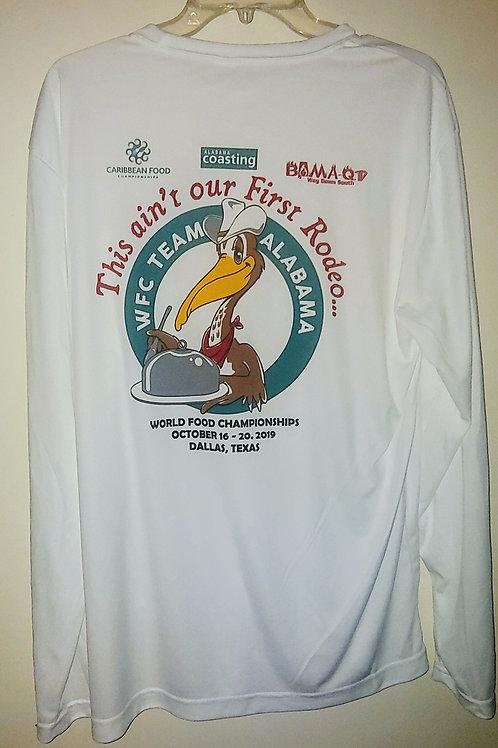 WFC Team Alabama 2019 t-shirt