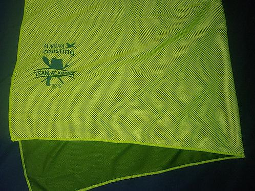 WFC Team Alabama Cooling Towel