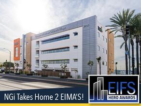 Long Beach Memorial MOB Team Wins 2 EIMA EIFS Hero Project Awards