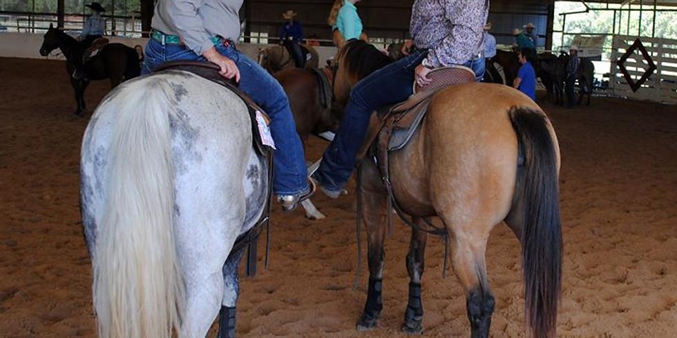 Spring 2021 Ranch Versatility Riding