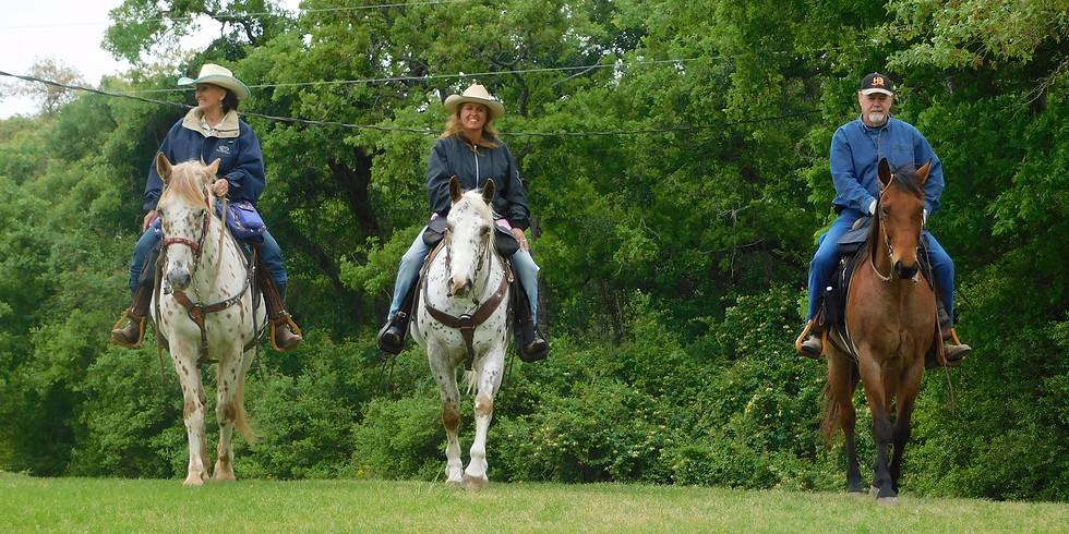 Rockin' Ranch Versatility Riding - 3rd Ride