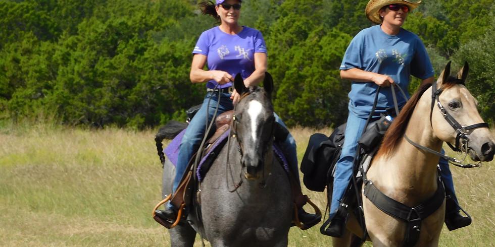 Rusty's Walnut Creek CHAPS Ride