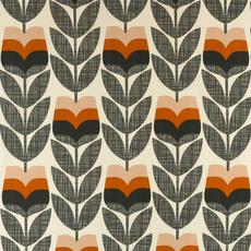 Orla Kiely Rosebud Orange