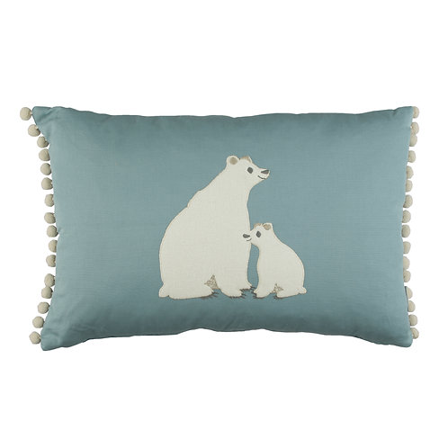 Villa Nova Bear Hug Cushion