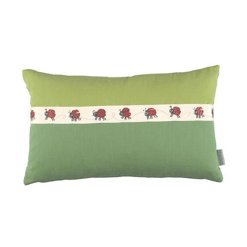 Villa Nova Ladybug Trail Cushion