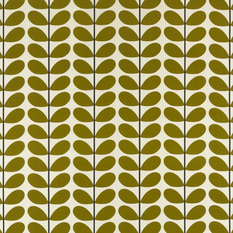 Orla Kiely 2 Colour Stem Olive