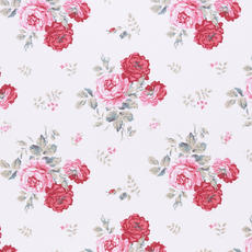 Cath Kidston Antique Rose Raspberry