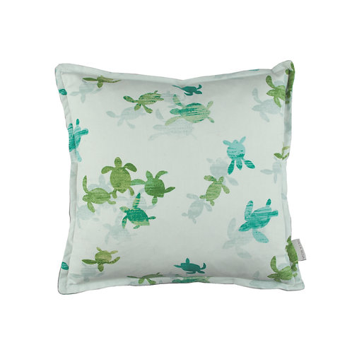 Villa Nova Tiny Turtles Cushion