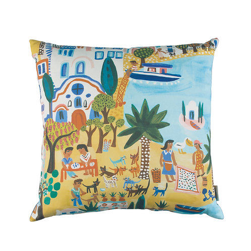 Villa Nova  Island Hopping Cushion