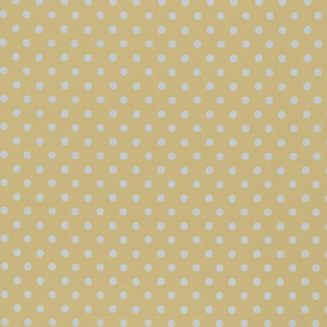 Cath Kidston Button Spot Yellow
