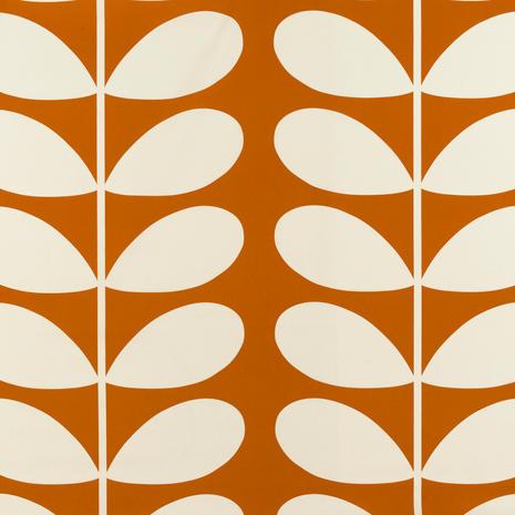 Orla Kiely Giant Stem Cool Orange