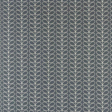 Orla Kiely Linear Stem Cool Grey