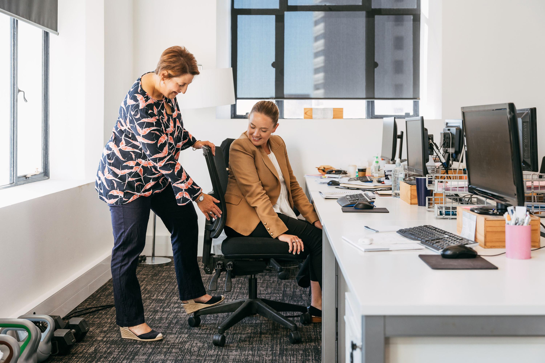 WorkSpace IQ Workstation Assessment