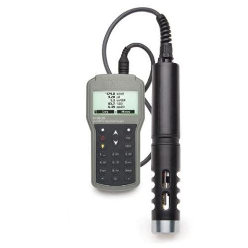 Vairāku parametru pH/ORP/DO/spiediena/temperatūras mērījumu ierīce HI98196