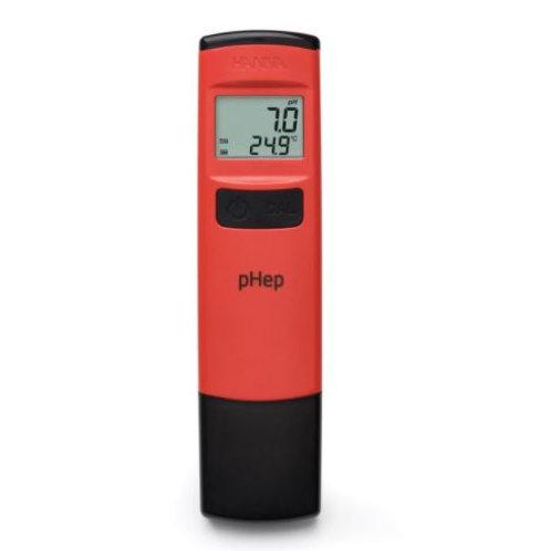 Ūdensizturīgs kabatas pH testeris Hanna HI98107