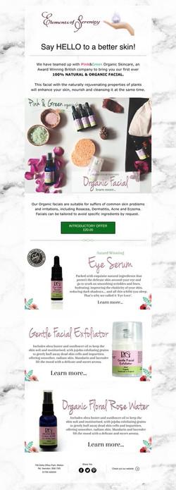 email marketing salon