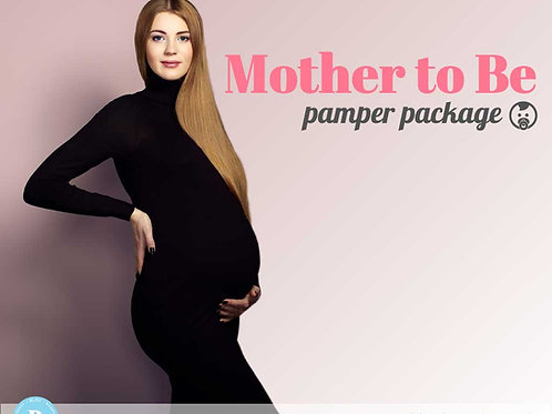 MOTHER 2 BE Pamper Package
